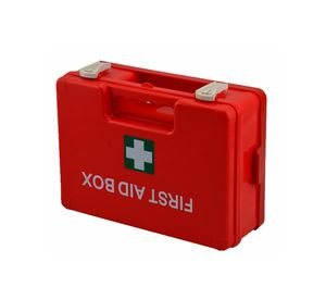 ABS material Kunststoff first aid kit box fall
