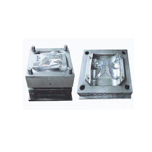 Professional car light accessory plastic auto parts headlights lamp shell mould