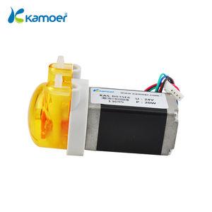 Kamoer KAS 24V Dc 蠕動ポンプ液体分配蠕動ポンプ食品