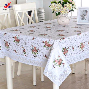 Round Fabric Table Cover Custom Table Linen Hotel Party Tablecloth Dining And Coffee Satin Table Cover