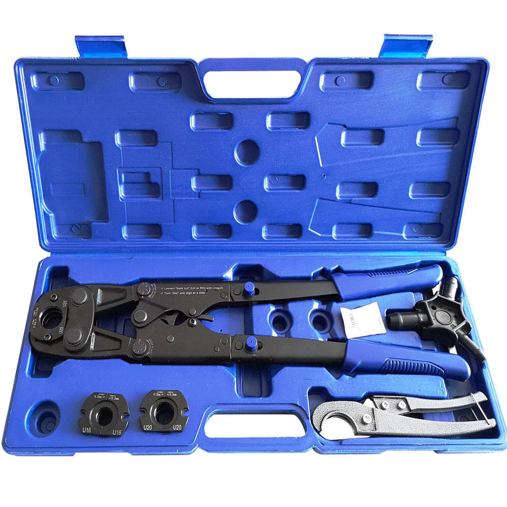 Hot sales pipe wholesale manual pex press pipe crimping tools for pex al pipe