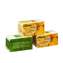 instant tea paper box package