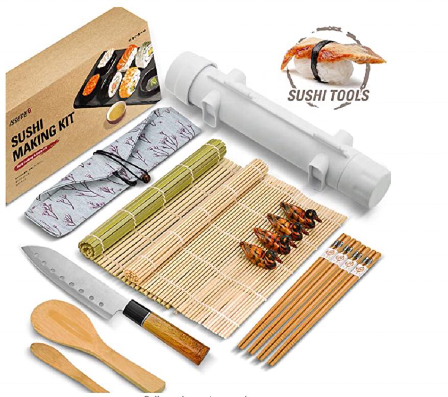 DIY sushi making kit
