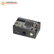 mini size E3000H  2D  barcode scanner module engine compatible with arduino raspberry pi linux QR PDF417 1D