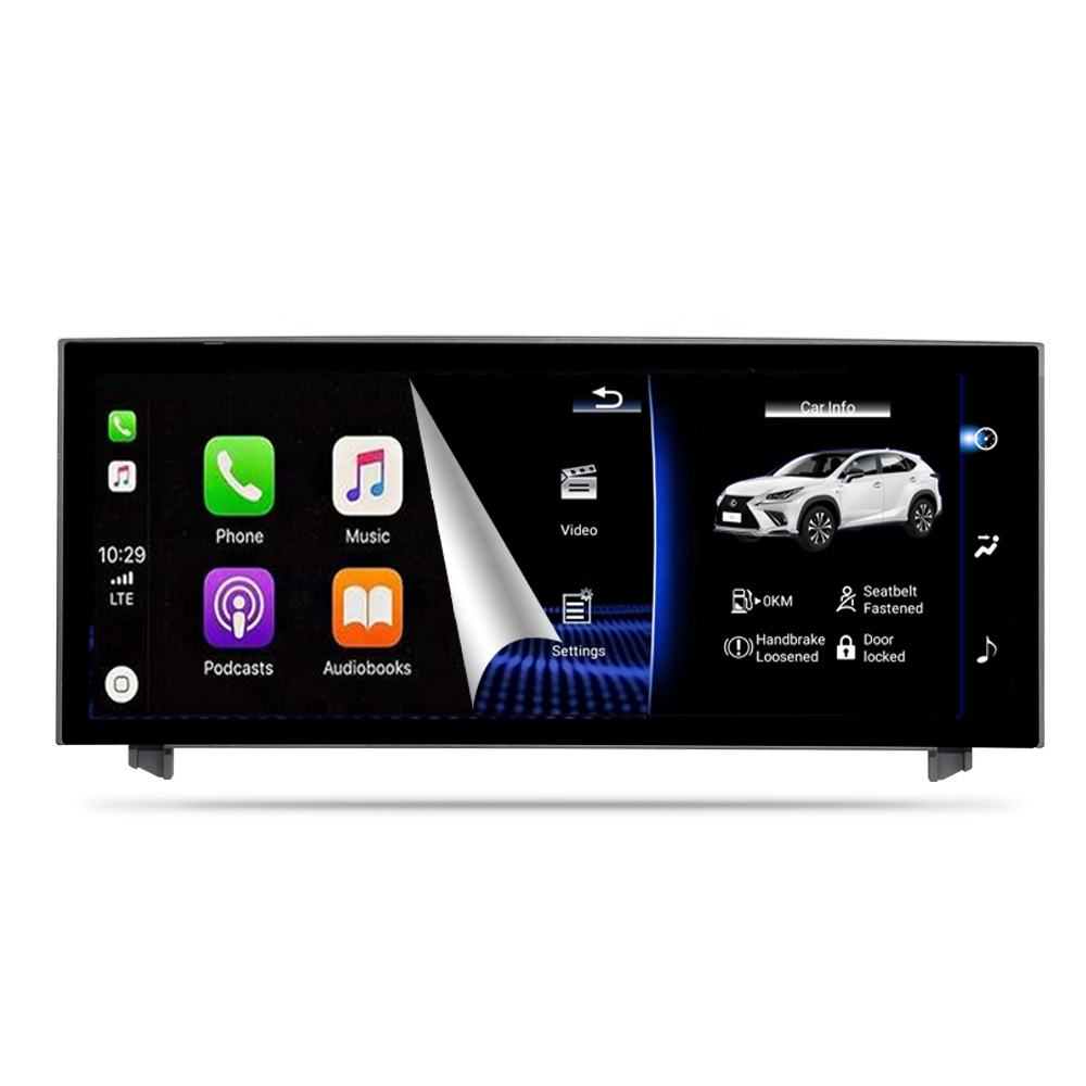 "MCX 10.25 ""8 Core <span class=keywords><strong>Auto</strong></span> Radio GPS-Player Multimedia Navigation Carplay Android für Lexus RC F RCF RC200T RC350 IST 2013-2018"