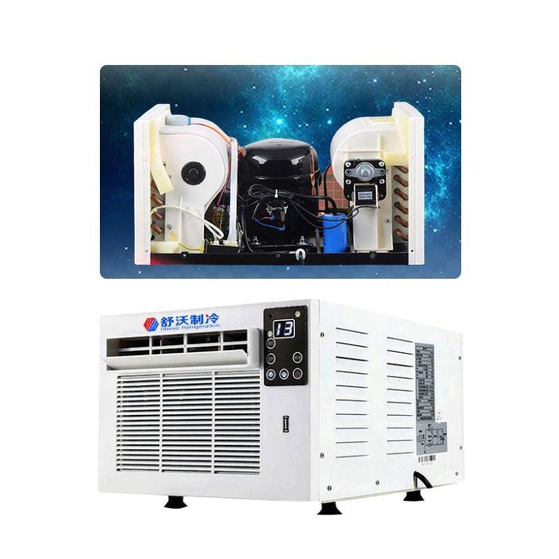 3 en 1 Mini Enfriador de Aire para Casa y Oficina Aire Acondicionado Port/átil