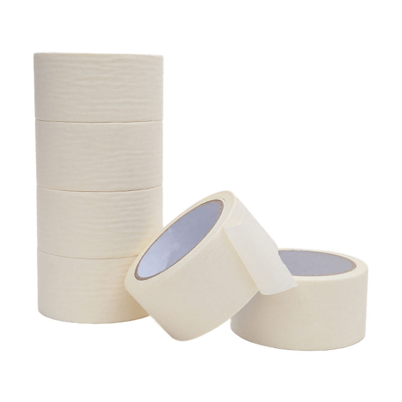 General Purpose Manufacturer Jumbo Roll Crepe Painters Abro Masking Paper Tape