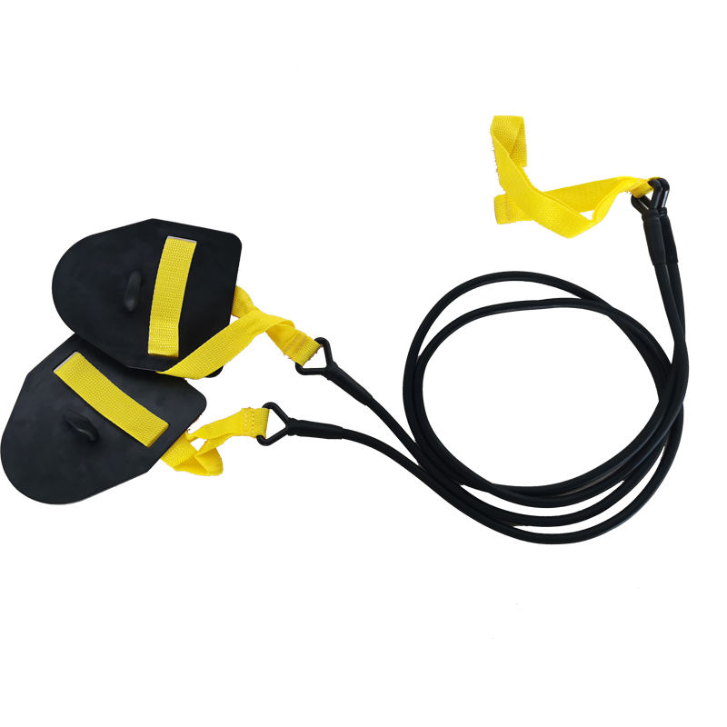 Dipped Latex Tube Training Swimming Resistance Bands