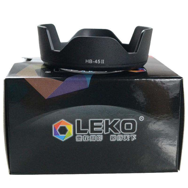 AF-S DX 85mm F3.5G ED VR Lens Camera Lens Hood JIN Camera Accessory HB-37 Lens Hood Shade for Nikon AF-S DX 55-200mm F4-5.6G ED VR