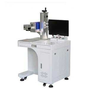 zixu desktop 30w co2 laser marking machine for wood leather plastic paper