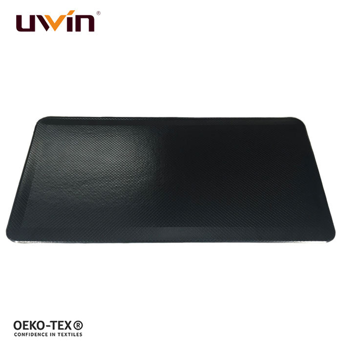 salon standing rubber non skid anti fatigue floor mat thick cushioned