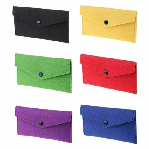 high quality oem durable folding custom sunglasses pouch box reading multi soft wholesale felt eye glasses case