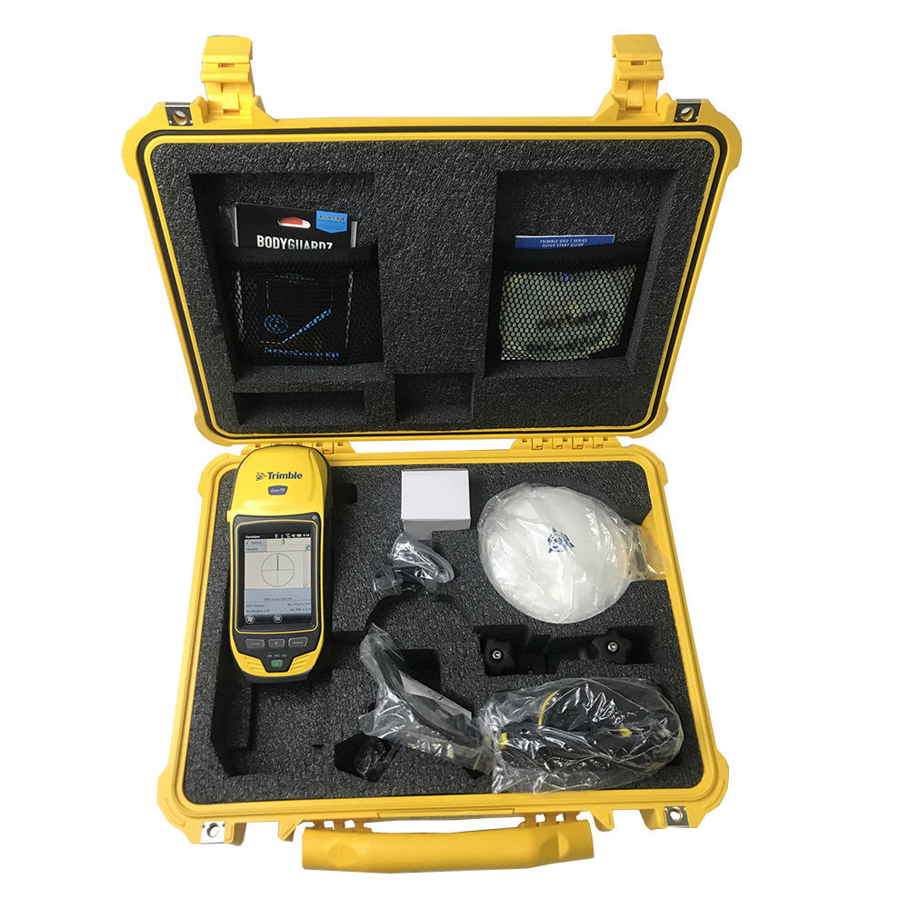 HIGH ACCURACY HANDHELD GNSS DATA COLLECTION GEO 7X GPS TRIMBLE