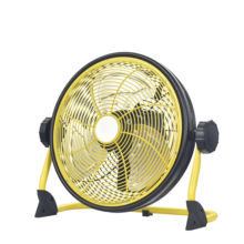 Wholesale 12 inch portable rechargeable outdoor fan