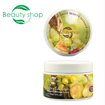 Australian facial fruit massage cream 2019 wholesale Massage Cream for women