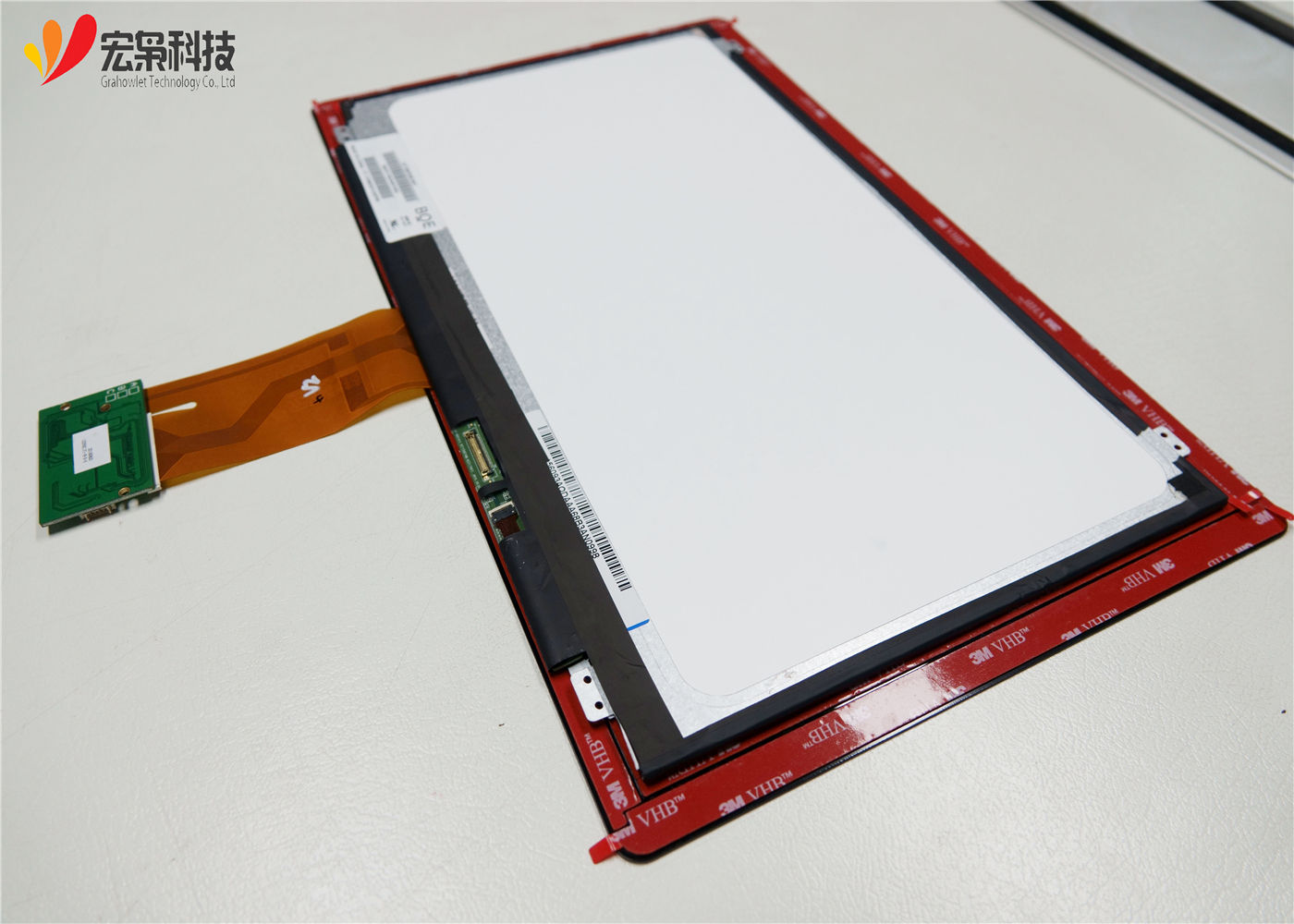 Customize PCAP touch screen 15,156,17,17.3,18.5,19 inch touch panel with tft lcd display for PC/Computer