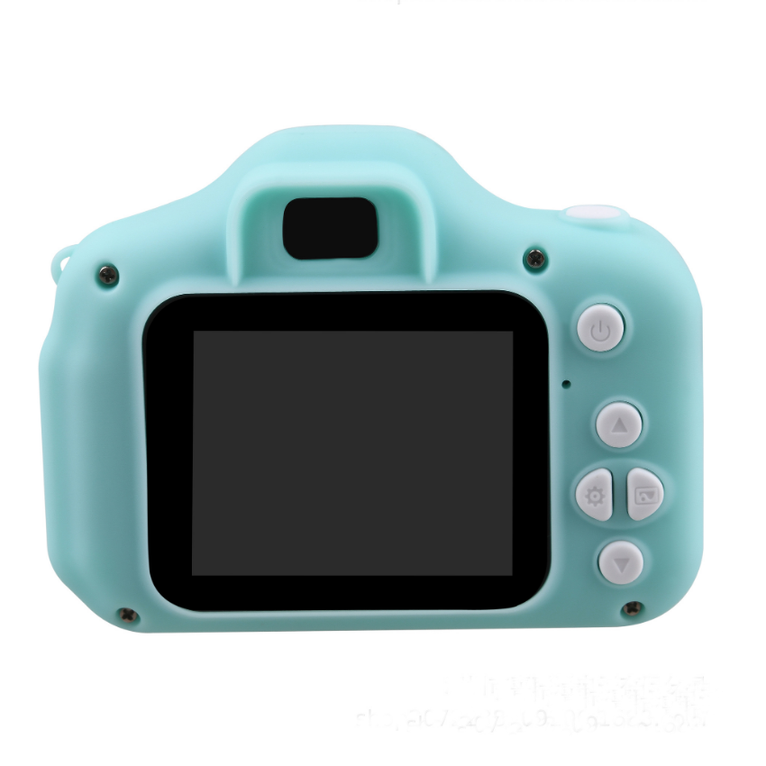 2.0 Inch IPS/HD Screen Shockproof Child Digital Selfie HD Camera Camcorder X2 Mini Kids Camera for age 3-14