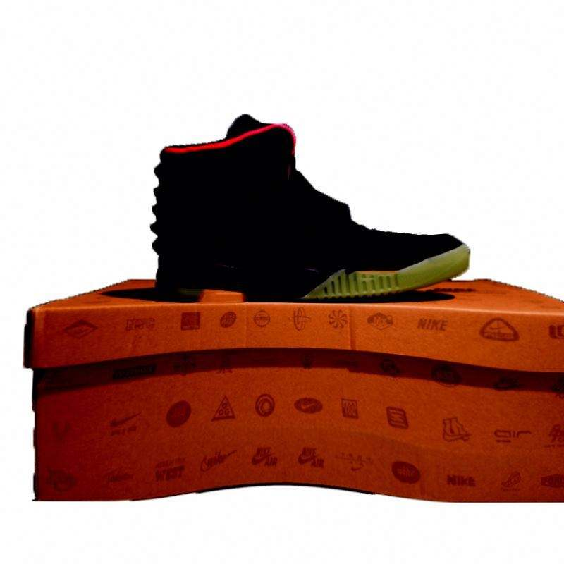 卸売nick air yeezy 2 nrg solar edition power kanye west sportswear men women yeezy shoes zapatillas deportivas trainers