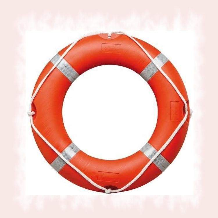 M-BR01 Red safety harness marine life buoy ring