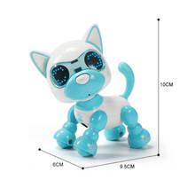 recording talking emotion pet cat puppy robot dog toy for children interactive toys robo