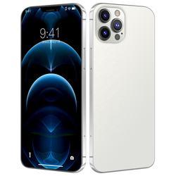 Original Smart phones i12Pro max Mobile Phone 6.7 Full Screen smart mobile phone unlocked 4g
