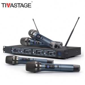Guangzhou UHF Wireless Vokal MIC Professional