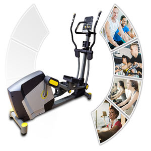 Glider Elliptical Exercise Machine Fitness Home Gym Workout air Walker Machine S