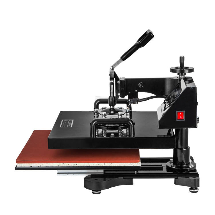 Heat Presses 15X15 Inch 8 1でDigital Multifunctional Sublimation T-Shirt Heat Press Machine