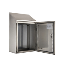 outdoor electrical cabinet panel box metal waterproof electrical box