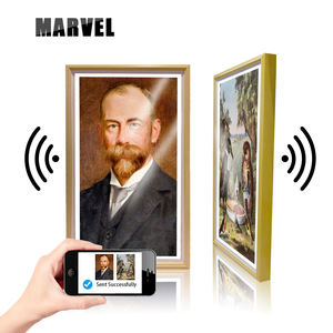 Manufacture Price Android & IOS Cortex-A7 Quad-core Wall-mounted picture Digital Photo Frame