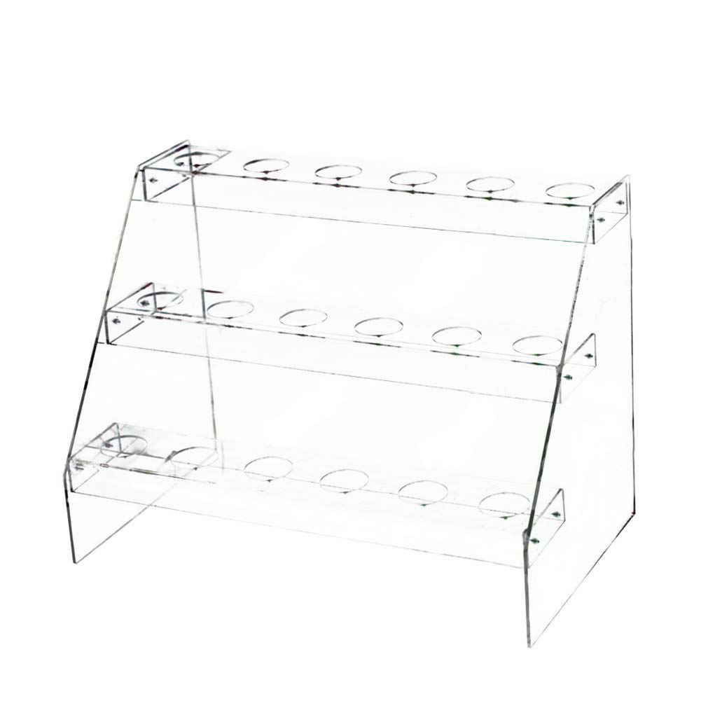 Acrylic Wall Mount A4 Office File Holder/Door Mount Acrylic Newspaper Holder
