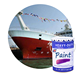 Chlorinated rubber corrosion protection rust protection paint