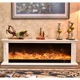 Fireplaces Flame Led Flame Simplicity Fashion Electrical Fireplaces With Romantic Flame