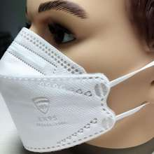 China Supplier High Quality Printed KN95 pm2.5 Respirator Disposable Mask