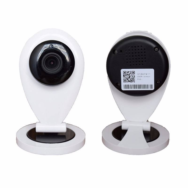 HD 720P Wireless Wifi IP Camera Indoor Nanny Cam with Motion Detection and App for Baby/Elder/Pet/Dog Monitor