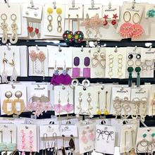 Cheap Factory Price Drop earrings fashion long earrings women wholesale earrings mixed lot