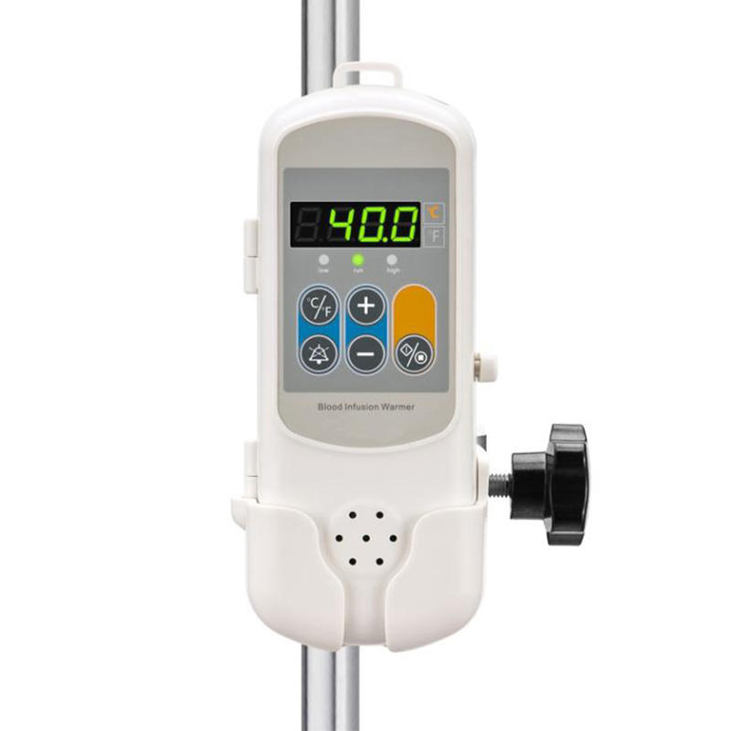 MY-G076C-3 LCD display blood infusion heater medical fluid infusion warmer