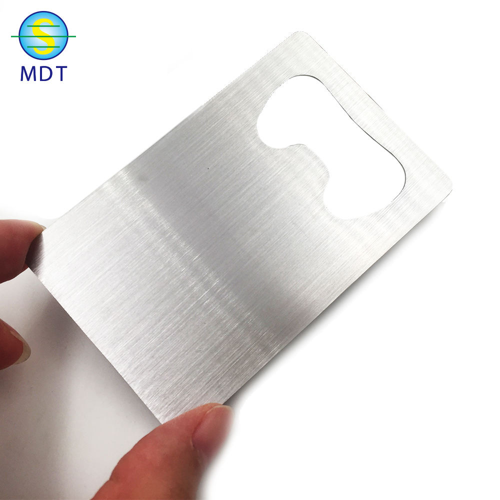 high quality with cheap price stainless steel business metal cards