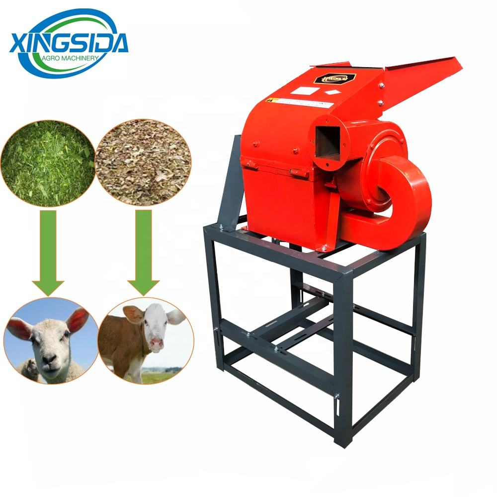 Good quality hay chaff cutter hand electrical chaff cutter machine kenya for family