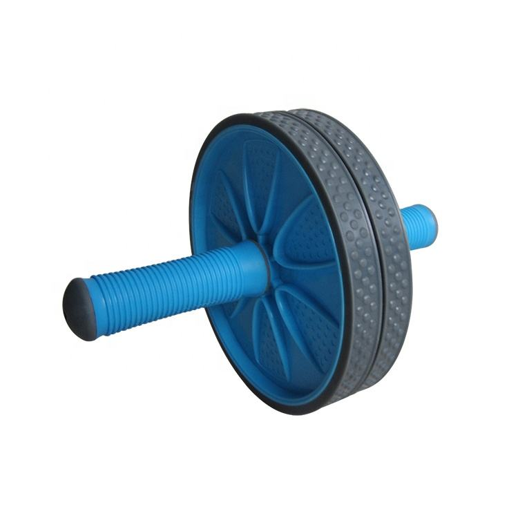 Fitness Exercise Wheel Body Building Training AB Abdominal Wheel
