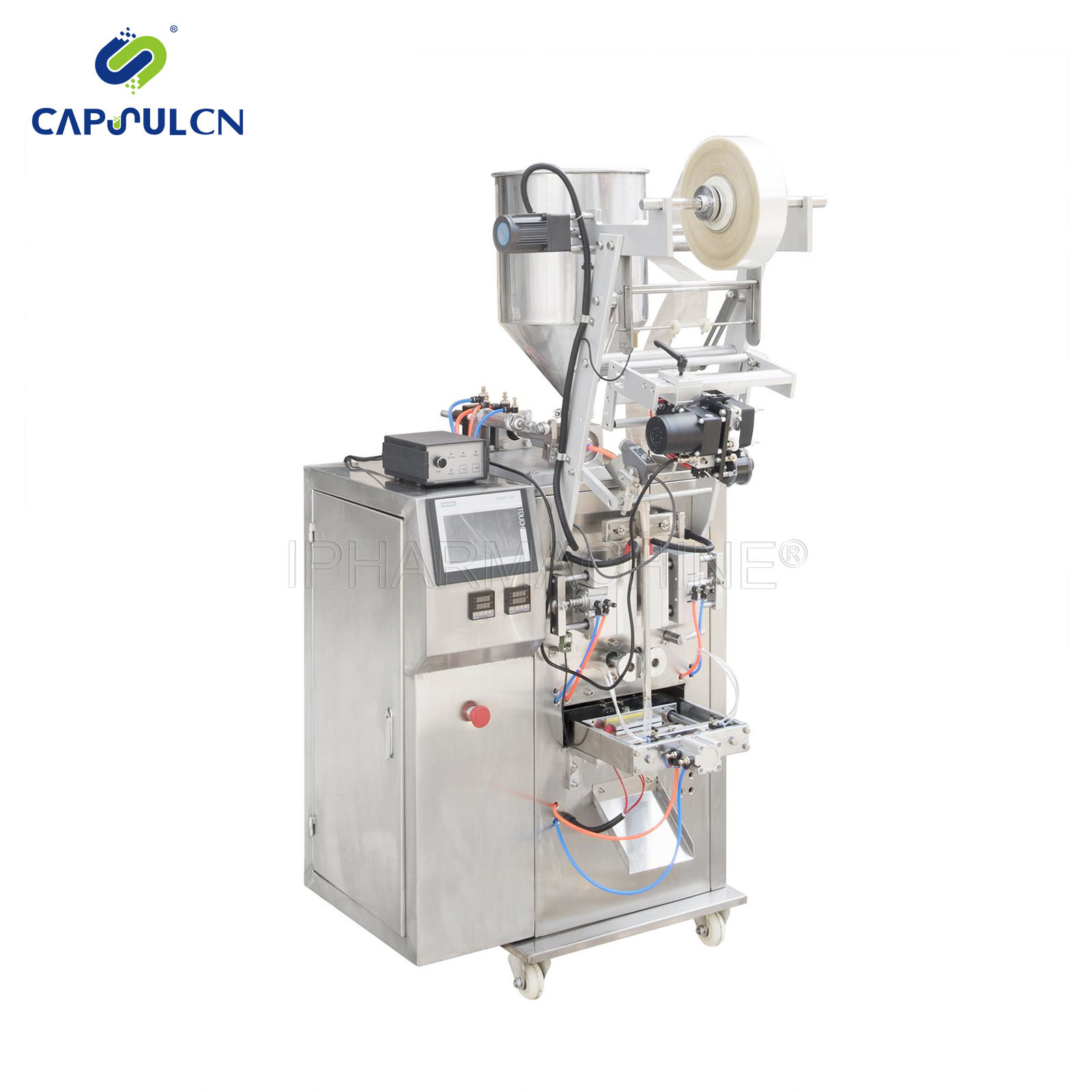 DXDY-80 Automatic Liquid Milk Pouch Sachet Packing Machine