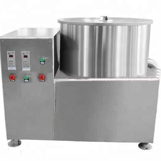 Movable drum type vegetable dehydrator RELIABLE centrifugal food drying equipment water removal