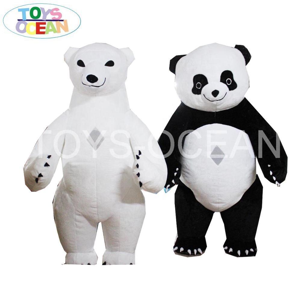 パンダクマの毛皮の衣装、 大人<span class=keywords><strong>パンダ衣装</strong></span>、 カンフー<span class=keywords><strong>パンダ衣装</strong></span>