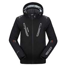 OEM/ODM Mens Clothing Pullover Size Jackets Winter Snow Hooded Mens Ski Jackets