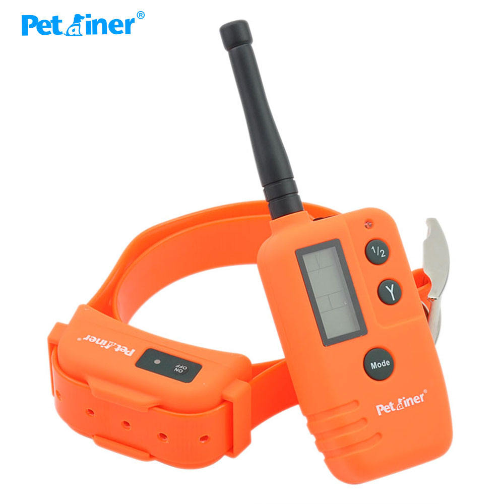 Petrainer PET910T-1 Collar Trainer Dog Hunting Electric Shock Collar