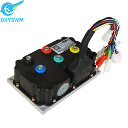 Intelligent brushless dc motor controller is suitable for sc