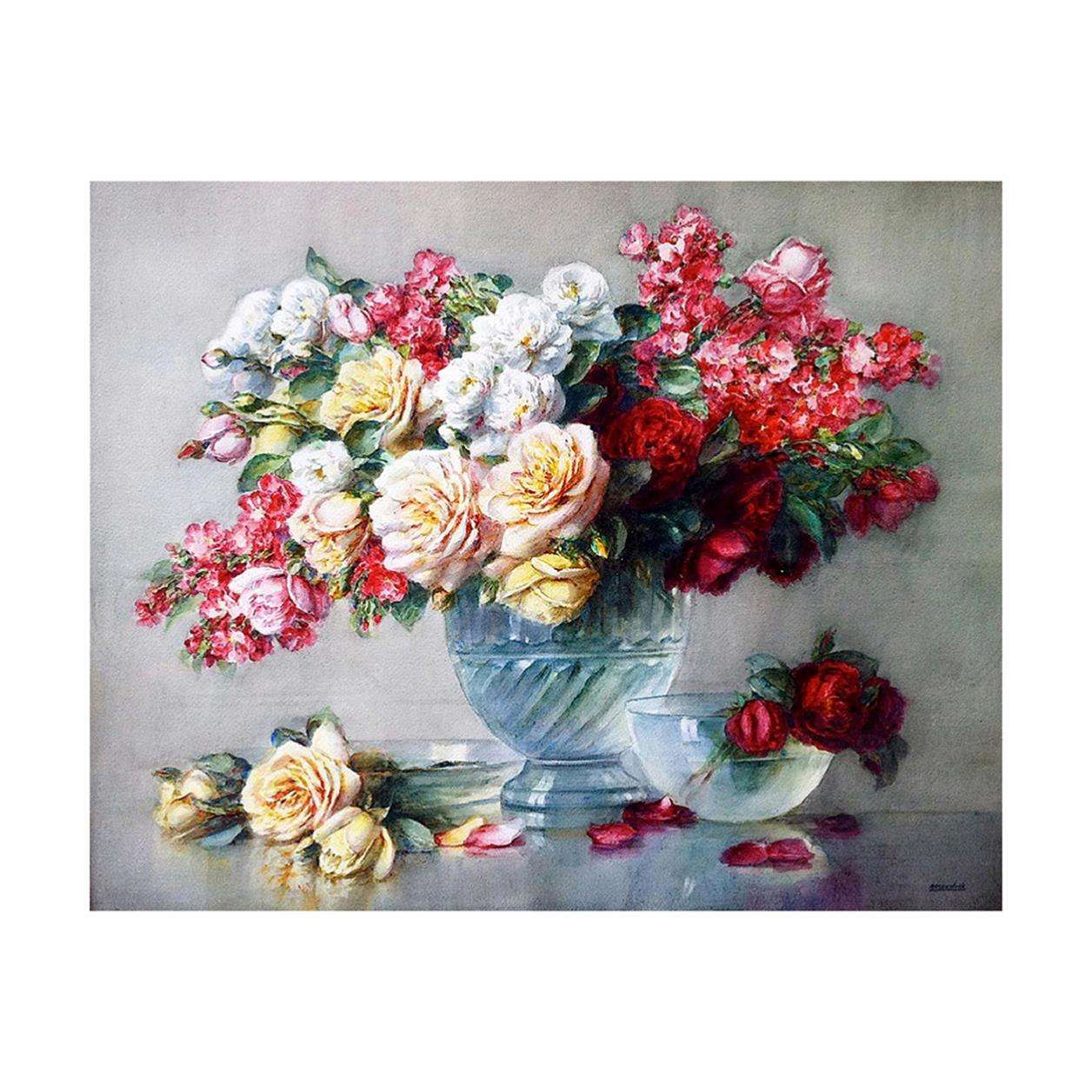 Paint Boy WB2659 Classical Perfect For Relaxation Still Life Wall Art Full Drill Diamond Painting Diamond Painting 40X50
