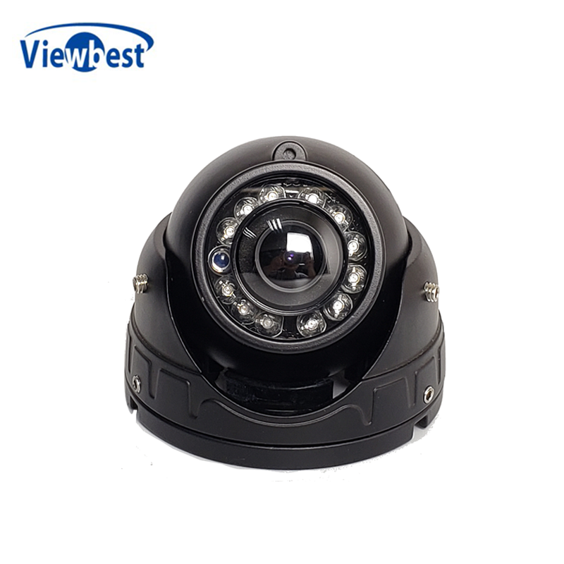 New Heavy Duty Truck Bus Wide Angle Lens 12pcs LED Light Taxi Bus Car Reversing Aid Truck Van Trailer CCTV Security Cameras