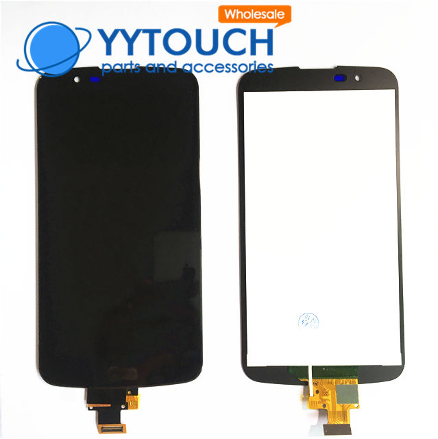 LCD Vervanging Voor LG K10 TV Q10 LCD Touch Screen Display Vergadering