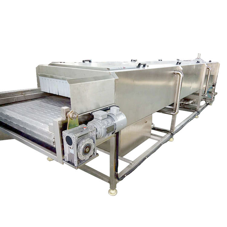 Ce Approved Bottle Juice Tunnel Cold Pasteurization Machine